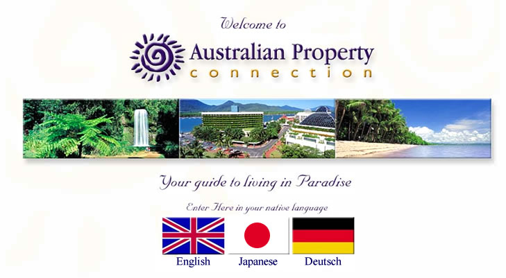 Australian Property Connection - Cairns Real Estate Agency selling Lifestyle Properties in Cairns to Port Douglas